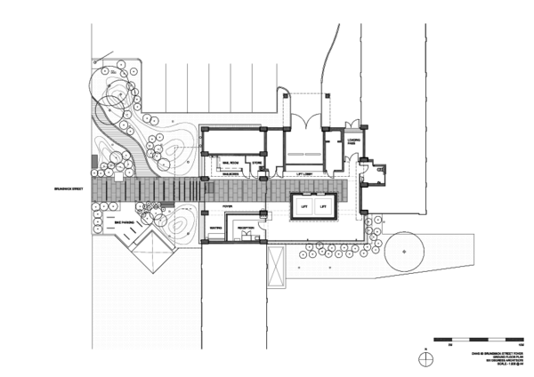 Foyer Plan Kit : Dhhs public housing entry foyer bowerbird