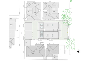 Small site plan