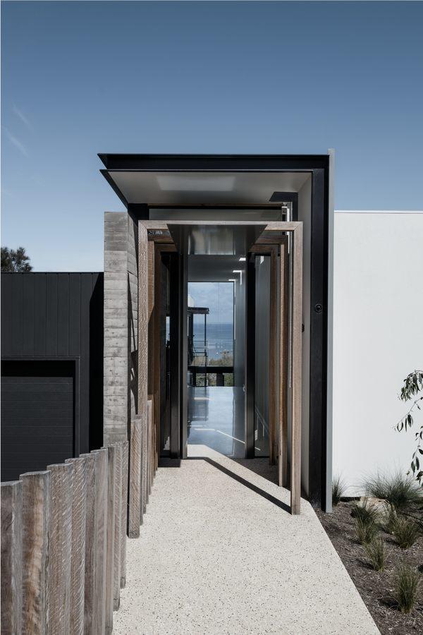 Medium two angle house 03