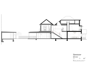 Small mba cph section elevation