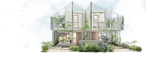 Small warne street residences sonelo