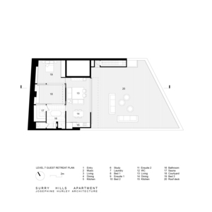 Small level 7 guest retreat plan 01