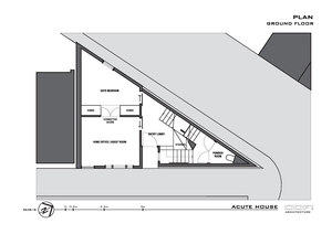 Small oof acute house pground