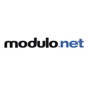 Small modulo header logo