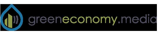 Logo green economy media