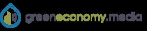 Small logo green economy media