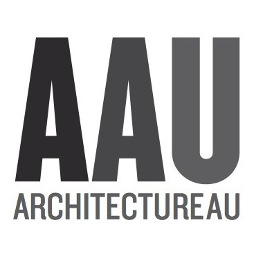 Aau square logo