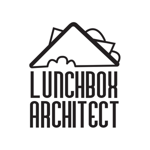 Small lunchbox architect logo for circle