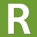R green