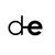 Tiny d e logo